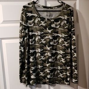 like new camo shirt